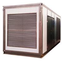 Дизельный генератор Pramac GSW165 P в контейнере с АВР