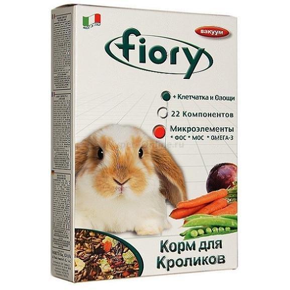 Корм для беременных кроликов 39