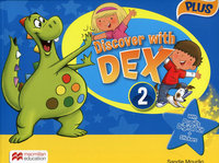 Sandie Mourao Discover with Dex 2 Pupils Book Pack Plus