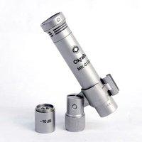 Октава МК-012-01 Профессиональный студийный конденсаторный микрофон с малой диафрагмой,стереопара,никель