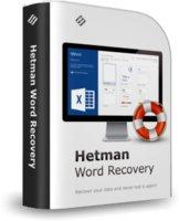 Hetman Recovery Hetman Word Recovery. Коммерческая версия (RU-HWR2.3-CE)