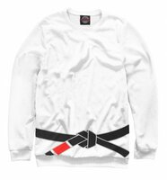 Свитшот Print Bar Jiu-Jitsu Black Belt (MNU-515630-swi-XXL)