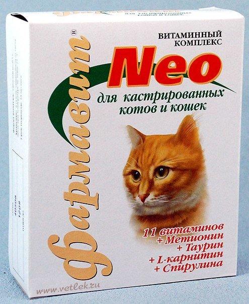 Нео фармавит для беременных и кормящих кошек отзывы 4