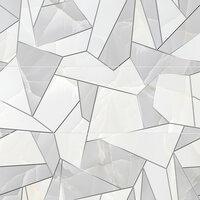 Керамическая плитка Delacora Onyx Titan Mineral SW15MNL25 панно 75x75