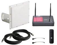 Комплект для усиления сигнала 3G/4G Prof-Link M-16-1827-N2-SET