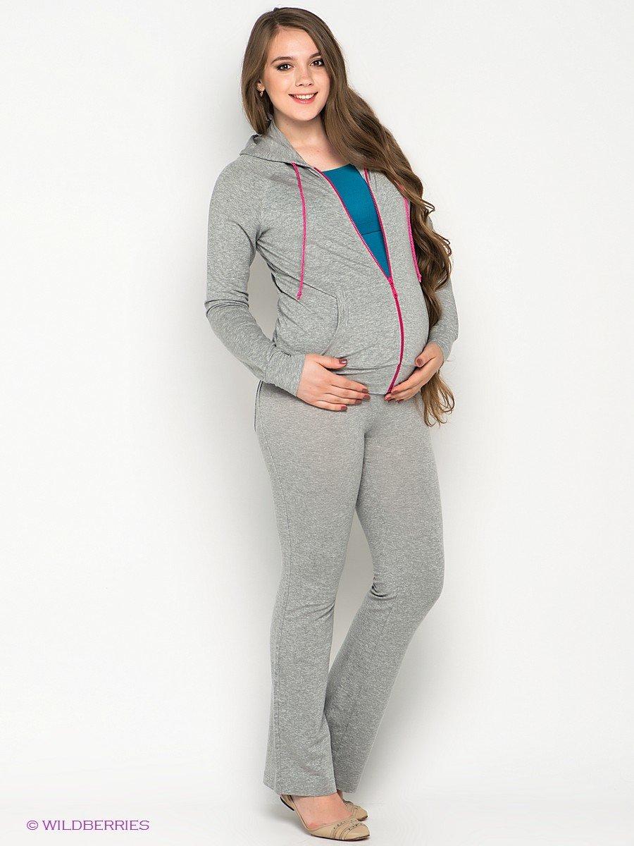 Летний спортивный костюм для беременных