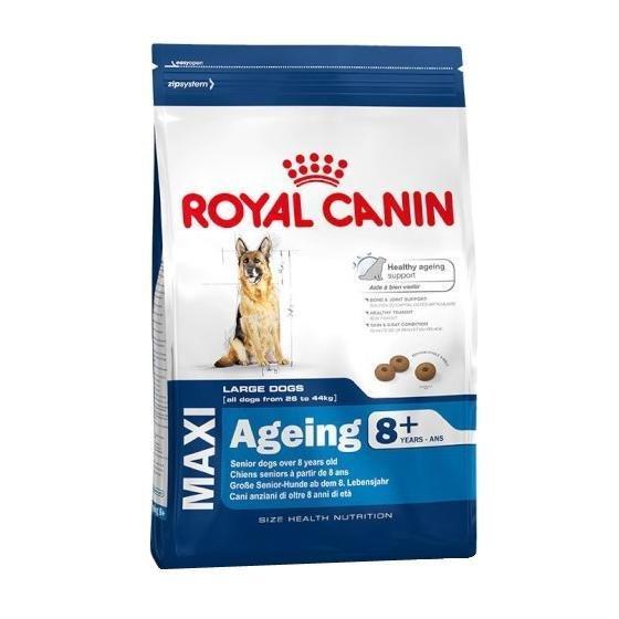 Корм royal canin maxi 15 кг