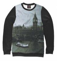 Свитшот Print Bar Westminster Palace (GRB-826430-swi-2XS)