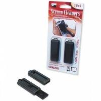 Carson CS-50 устройство для чистки смартфонов и планшетов с кольцом для крепления 37x18 мм