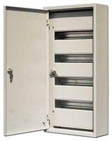 Шкафы и щиты металлические ЩРН-60 Корпус шкафа металлический, навесной 680х350х120, на 60 мод., IP31 DEKraft Schneider Electric