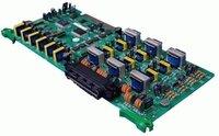 Плата 6-цифровых DT и 6-аналоговых SLT абонентов, D100-DSIB для АТС LDK-100 / 300