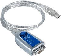 Преобразователь MOXA UPort 1150 1-портовый USB в RS-232/422/485
