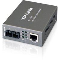 Медиаконвертер TP-LINK MC110CS 100BASE-FX / 100 BASE-T (Авто MDI/MDIX)