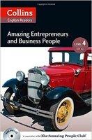 Mestheneou Katerina, MacKenzie Fiona Collins Elt Readers — Amazing Entrepreneurs & Business People. Level 4 (+ CD-ROM)