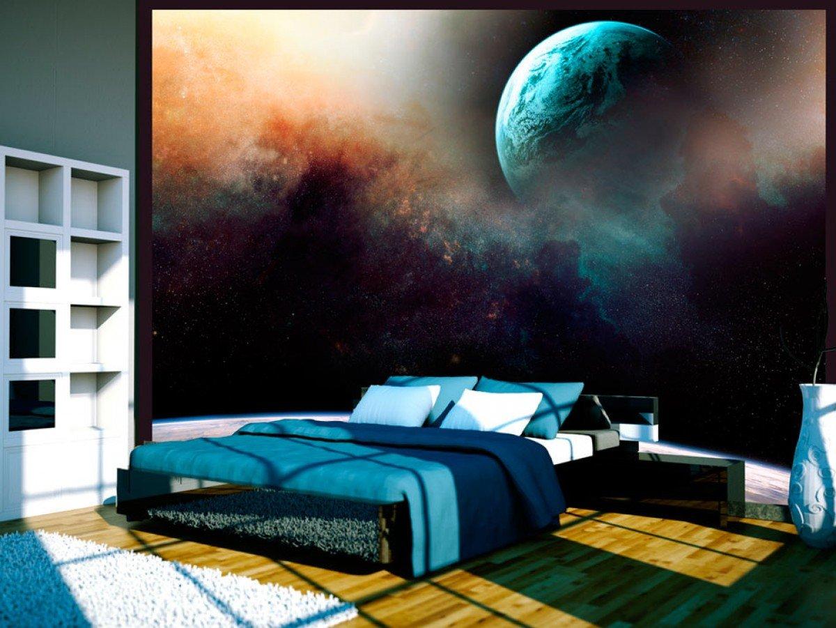 Космос в интерьере фото