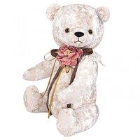 Budi Basa Мягкая игрушка Медведь БернАрт 30 см белый BAw-10