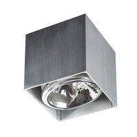 Потолочный светильник Megalux Lighting 9R01-QR111 alu 9R01-QR111 alu