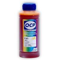 Чернила OCP для Epson T0484 (C13T04834010), (Y 61) 100 мл, Yellow