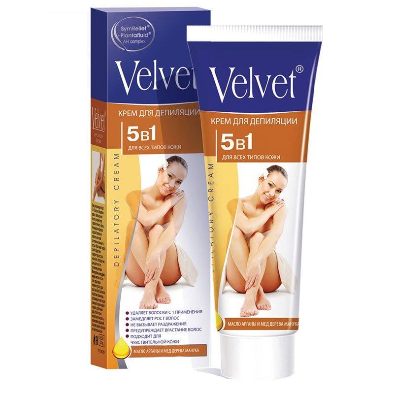 Крем для депиляции velvet отзывы в зоне бикини