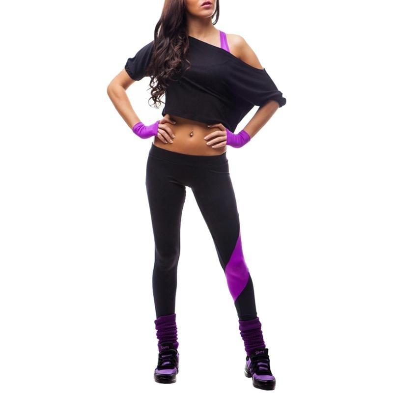 Спортивные одежды для фитнеса девушками 14