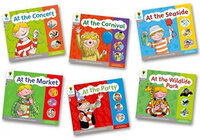 Oxford Reading Tree: Floppy Phonics Sounds & Letters Level 1 More a Pack of 6
