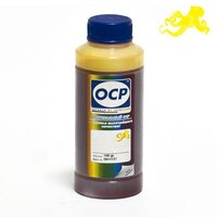 Чернила OCP для Epson T1704, T1714 (C13T17044A10, C13T17144A10), (Y 140) 100 мл, Yellow
