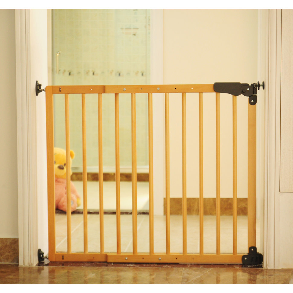 Ворота безопасности для лестницы своими руками 178