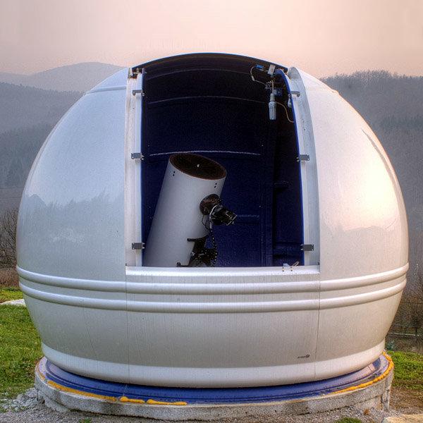Купол обсерватории своими руками 13