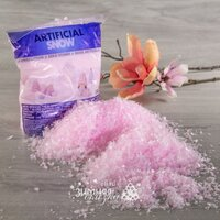 Koopman Декоративный снег Розовые Хлопья 100 г AAZ400090