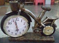 Podarki 28543 Часы-термометр настольные велосипед