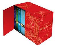 J. K. Rowling Harry Potter Box Set: The Complete Collection (Children s Hardback)