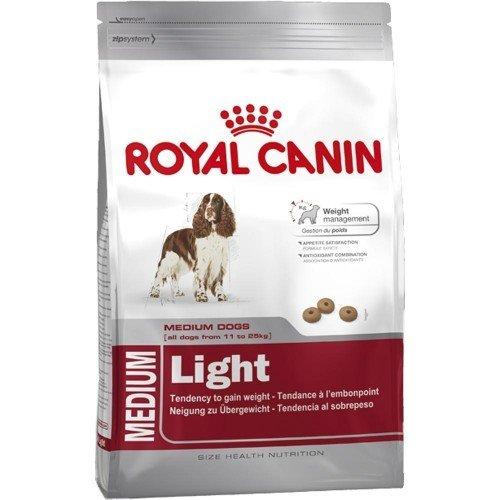 Корм royal canin medium light care