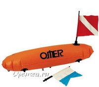Буй для подводной охоты OMER New Torpedo