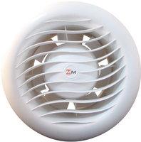 Высокотемпературный жаростойкий вентилятор Mmotors для бани и сауны мм-s 100 (с обратным клапаном)