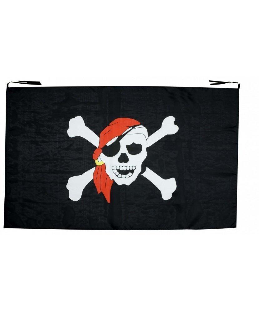 Пиратский флаг своими руками фото