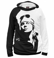 Худи Print Bar Axl Rose (MZK-322014-hud-4XL)