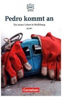 Baumgarten Christian, Borbein Volker Die DaF - Bibliothek A2/B1. Pedro kommt an. Ein neues Leben in Wolfsburg. Lektüre Mit Audios-Online