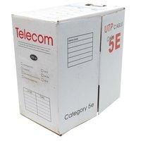 Кабель UTP Telecom UTP4-TC305C5EN-CCA-IS-LSZH