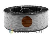 Bestfilament PLA пластик BestFilament, 1.75 мм, шоколадный, 2.5 кг