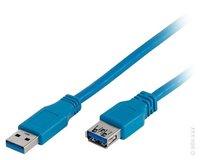 Удлинитель usb Vivanco USB 3.0 Extension Cable 45276 3 м Blue