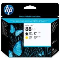 Картридж + Печатающая головка HP 88 (black, yellow) C9381A