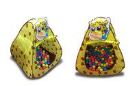 Игровой домик Жираф + 100 шариков CBH-11