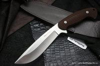 Нож с фиксированным клинком Black Fox BF-617