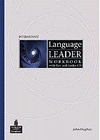David Cotton, Simon Kent, David Falvey, Gareth Rees, Ian Lebeau Language Leader Intermediate Workbook without key + (Audio CD)