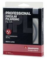 Поляризационный фильтр Manfrotto Professional Circular Polarising 77mm