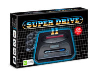 Игровая приставка SEGA Super Drive 2 Black (105 игр)