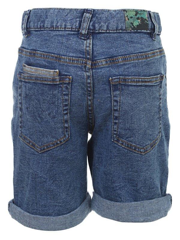 Как сшить из старых джинс шорты с подворотом 95