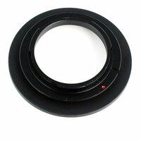 Реверсивное кольцо PWR для обратного крепления объектива Canon, 77mm