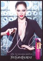 Женская парфюмерия Yves Saint Laurent Elle туалетная вода 90ml тестер