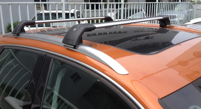 Рейлинги на крышу авто универсальные